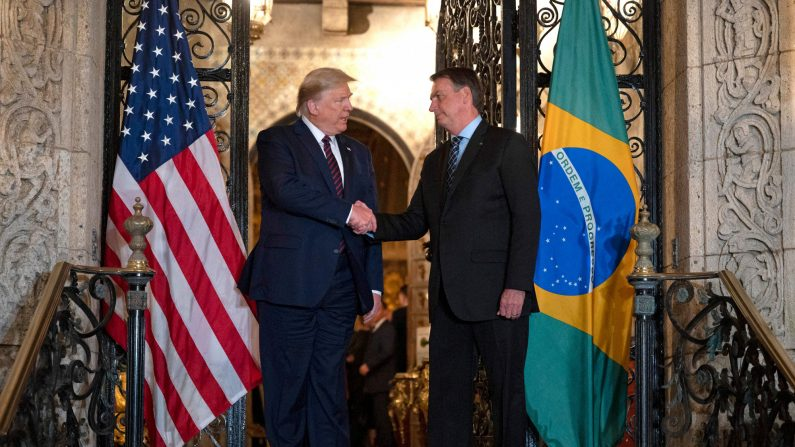 Brasil apoia projeto dos EUA e distancia-se do 5G chinês