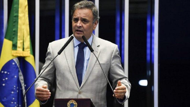 Aécio Neves quer punição para quem se recusar a tomar vacina contra Covid-19