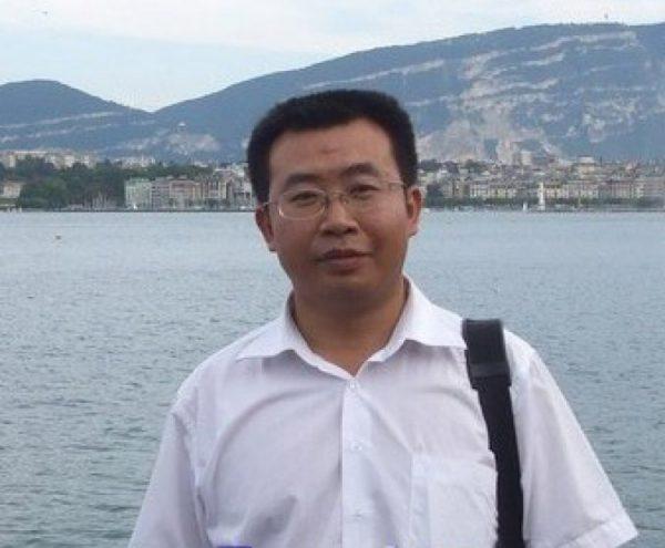 Jiang Tianyong, advogado de direitos humanos de Pequim (The Epoch Times)