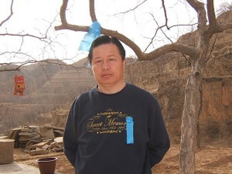 Advogado de direitos humanos Gao Zhisheng (The Epoch Times)
