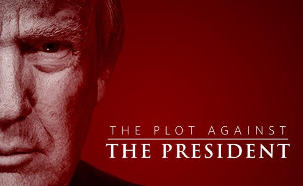 """Cartaz de """"Plot Against The President"""" (Filme PATP)"""