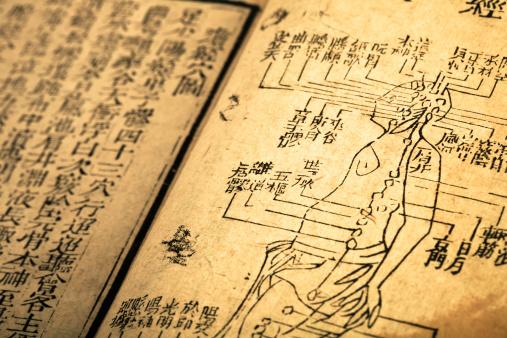 Os antigos médicos chineses, como Sun Simiao, podiam fazer um diagnóstico graças aos seus dons sobrenaturais (F4X/Getty Images)