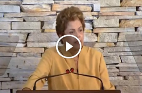 Presidente Dilma Rousseff (Youtube)