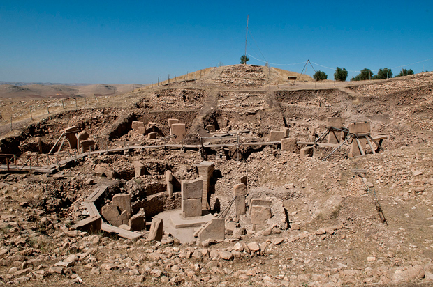 Göbekli Tepe (Teomancimit/CC BY-SA 3.0 via Wikimedia Commons)